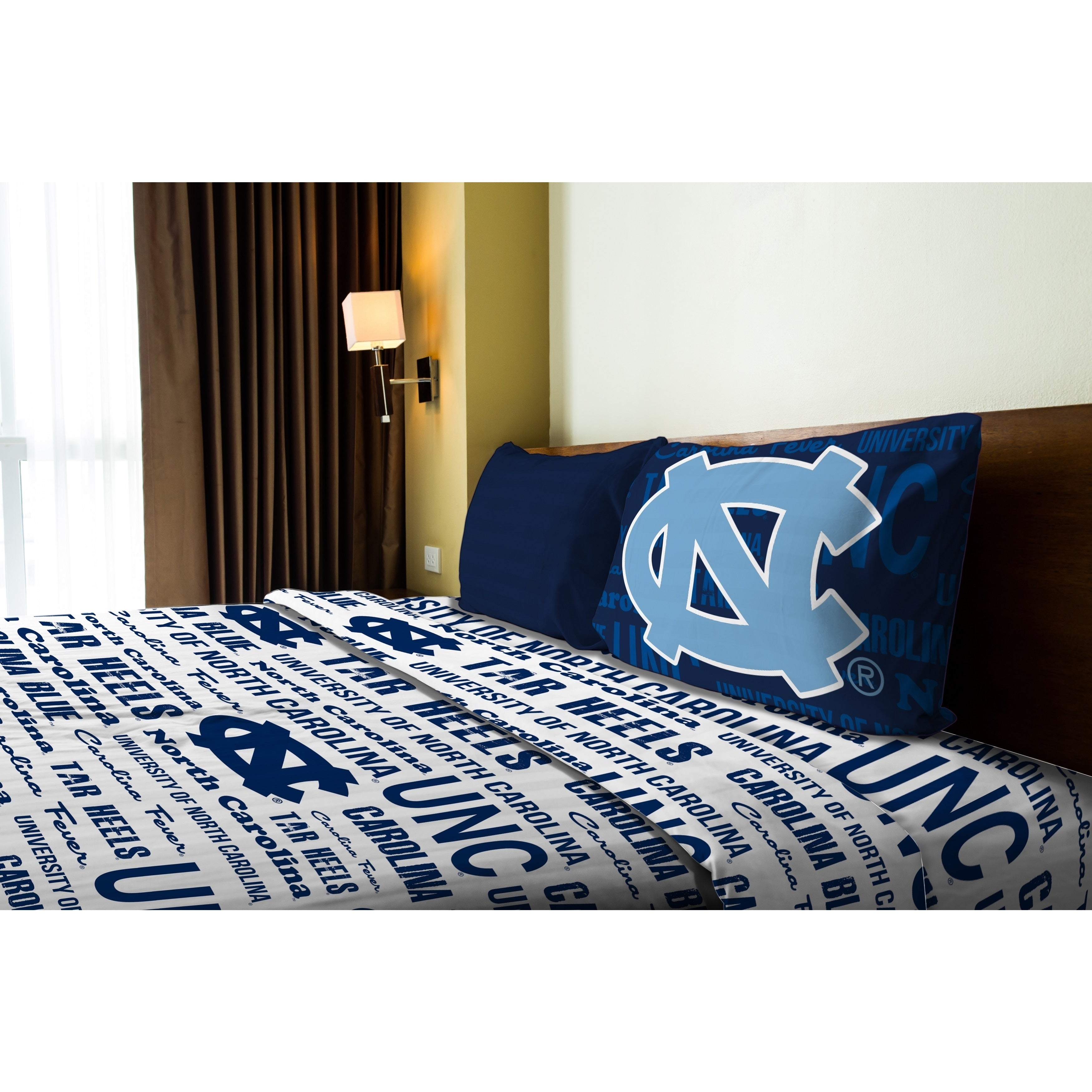 University of North Carolina Pillowcase