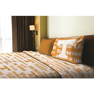 COL 820 Tennessee Twin Sheet Set Anthem