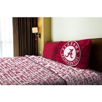 COL 820 Alabama Twin Sheet Set Anthem