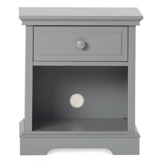 Child Craft Universal Select Night Stand, Cool Grey