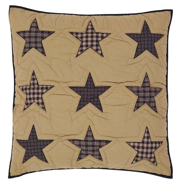 Teton Star Cotton Euro Sham