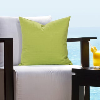 Siscovers Indoor - Outdoor Tropical Citrus Accent Pillows