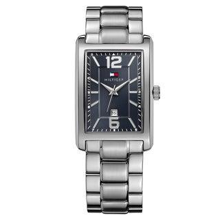 Tommy Hilfiger Men's Sport Stainless Steel Blue Japanese Swiss Quartz Watch