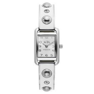 Coach Women's Thompson Stainless Steel Silver Tone Japanese Swiss Quartz Watch|https://ak1.ostkcdn.com/images/products/15617186/P22050647.jpg?impolicy=medium
