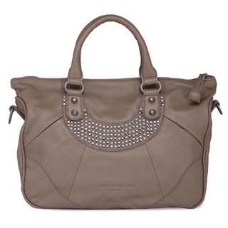 Liebeskind Esther Beige Leather Vintage Handbag