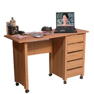 Venture Horizon Home Office Mobile Workstation Desk