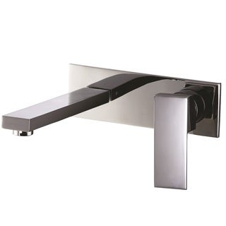 Dawn USA Chrome Wall-mounted Single-lever Concealed Washbasin Mixer