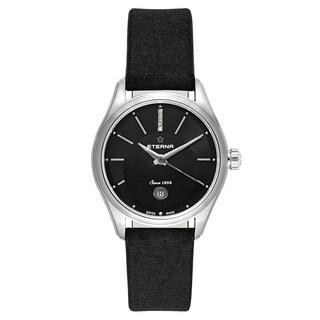 Eterna Women's Avant-Garde Black Automatic Watch