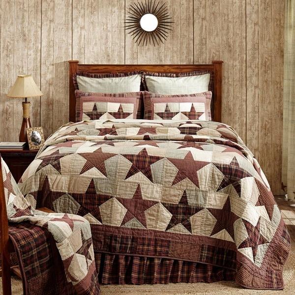 Abilene Star Cotton Quilt