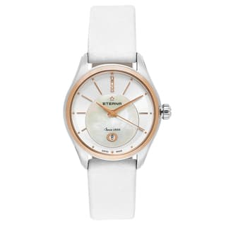 Eterna Women's Avant-Garde Silver Automatic Watch|https://ak1.ostkcdn.com/images/products/15617270/P22050665.jpg?impolicy=medium
