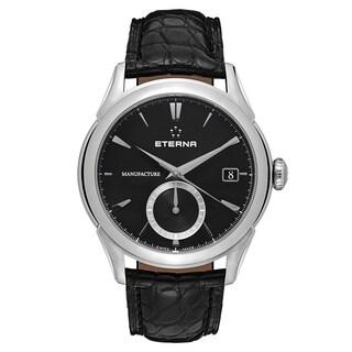 Eterna Men's 1948 Legacy 1948 Legacy GMT Dark Grey Automatic Watch