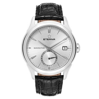 Eterna Men's 1948 Legacy 1948 Legacy GMT Silver Automatic Watch