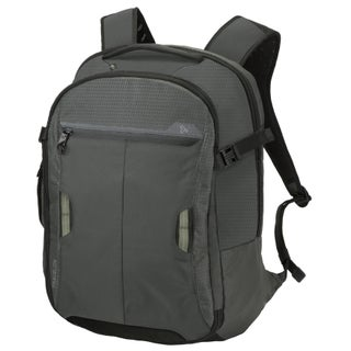 Travelon Anti-Theft Signature Slim 15.6-inch Laptop Backpack (Option: Charcoal)