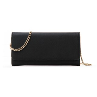 Ferrara Bifold Crossbody Clutch (More options available)