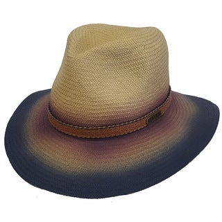 Hatch Tye Dye Safari Fedora Hat