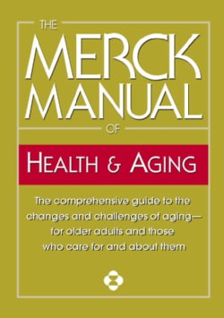The Merck Manual of Health & Aging (Paperback)