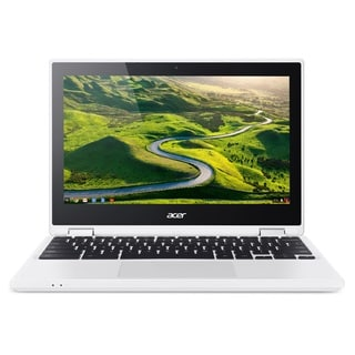 "Acer 11.6"" Laptop 1.6 GHz Celeron N3060 4GB Ram 16GB Flash Chrome OS"