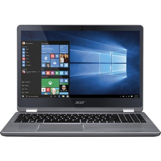 "Acer 15.6"" Laptop 2.5 GHz Intel Core i5-7200U  8 GB Ram 1TB HDD Windows 10 Home"