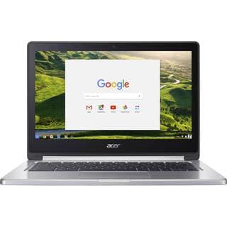 Acer Refurbished 13.3-inch 2.1 GHz MediaTek M8173C 4GB Ram 32GB HDD Chrome OS Laptop