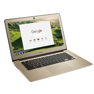 "Acer 14"" Laptop 1.6 GHz Celeron N3160 4 GB Ram 32 GB HDD Chrome OS"