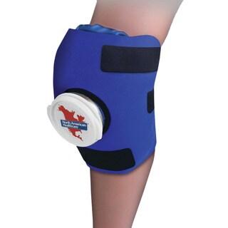 Jobar International Knee Wrap with Ice Bag