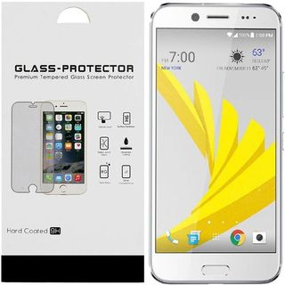 Insten Clear Tempered Glass LCD Screen Protector Film Cover For HTC 10 EVO /  Bolt
