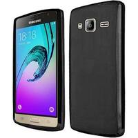 Insten TPU Rubber Candy Skin Case Cover For Samsung Galaxy Amp Prime/ J3 (2016)