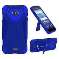 Shop Insten Shock Proof Pc Soft Silicone Hybrid Phone Case
