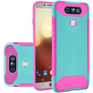 Insten Hard Snap-on Dual Layer Hybrid Case Cover For LG G6