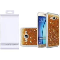 Insten Hard Snap-on Glitter Case Cover For Samsung Galaxy On5 G550