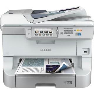 Epson WorkForce Pro WF-8590 Inkjet Multifunction Printer - Color - Pl