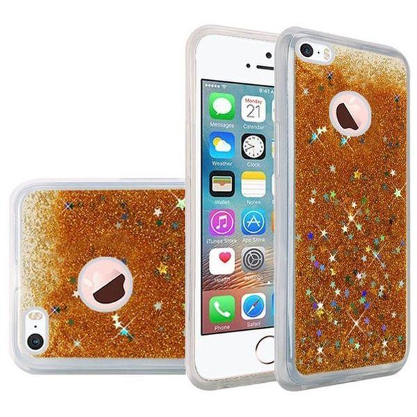 Insten Hard Snap-on Glitter Case Cover For Apple iPhone 5/ 5S/ SE