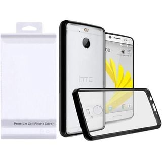 Insten Clear Hard Snap-on Crystal Case Cover For HTC Bolt