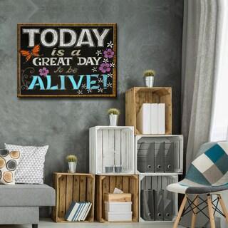 Ready2HangArt Canvas Art 'Slate Inspired I' by Hope Hansen