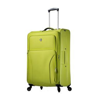 Mia Toro ITALY Elio 28-inch Expandable Spinner Upright Suitcase