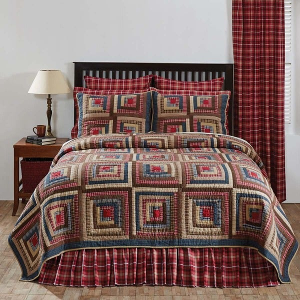 Braxton Cotton Quilt (Shams Not Included)