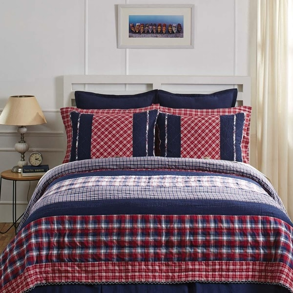 Carter Cotton Quilt (Shams Not Included)