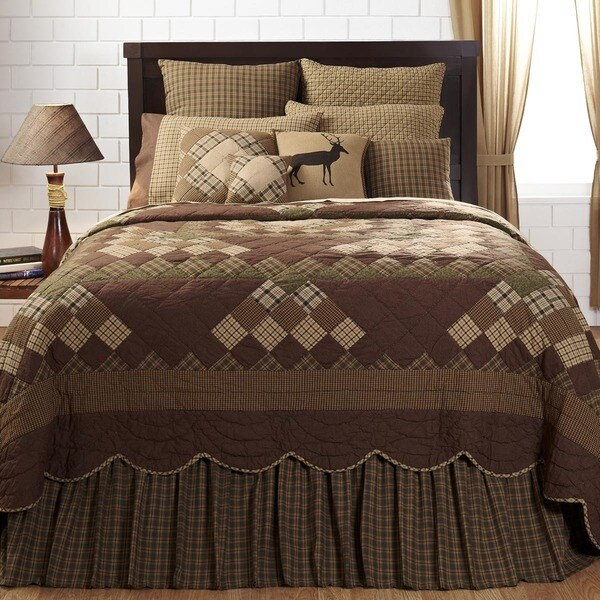 Barrington Cotton Quilt (Shams Not Included)