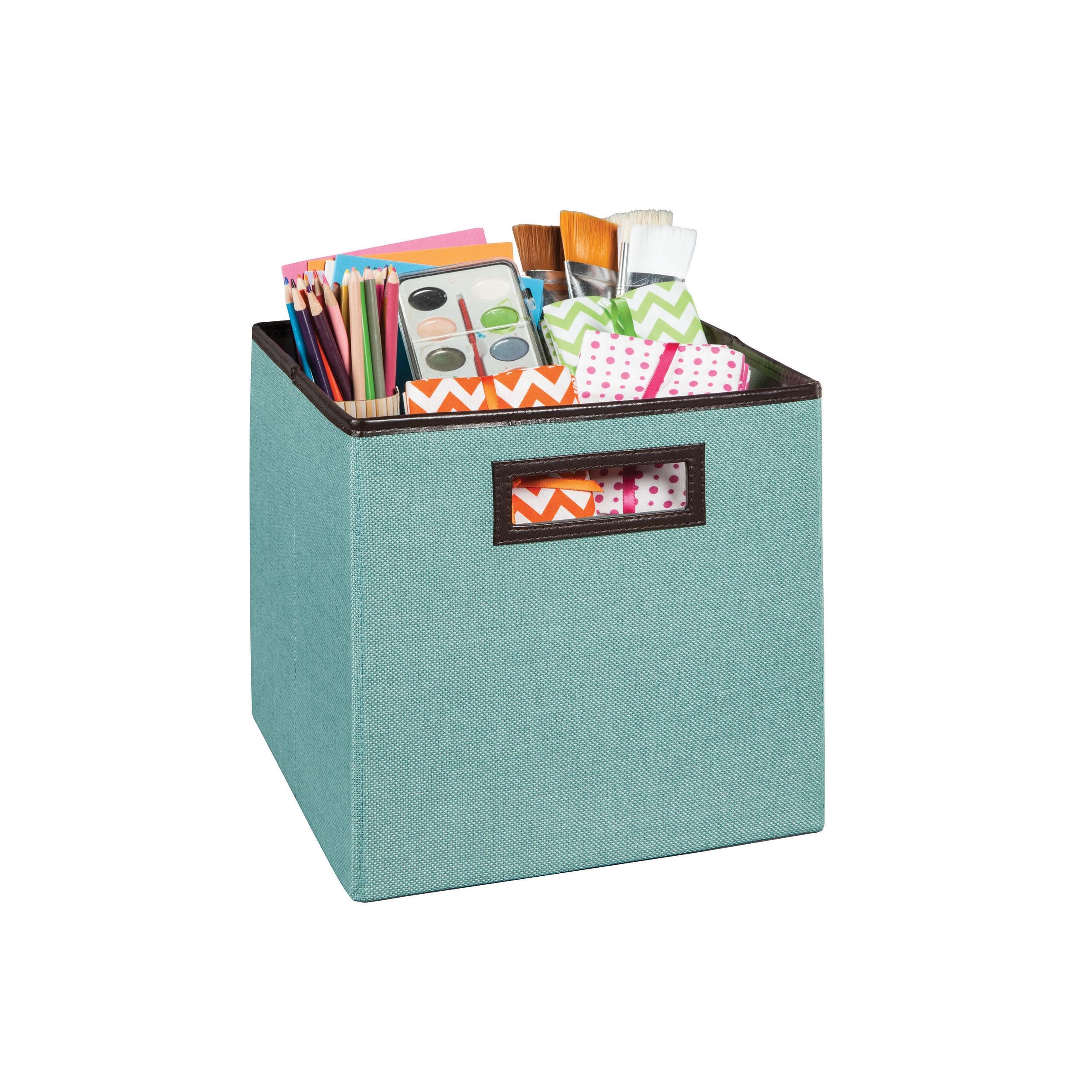 Closetmaid Premium Cubeicals Fabric Storage Bin (caribbea.