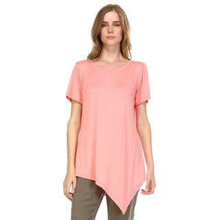 Morning Apple Women's Kendall Crew Neck Top