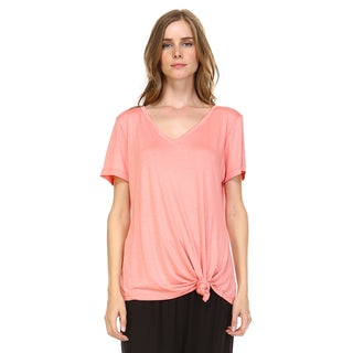 Morning Apple Women's Kendall Vneck Top (More options available)