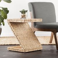 Holly & Martin Zico Water Hyacinth Accent Table