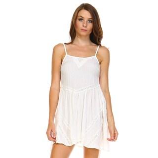 Morning Apple Women's Ellie Short Tank Dress