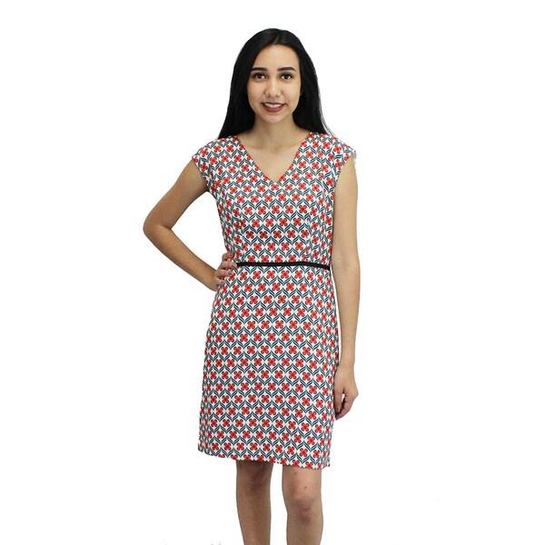 44f9742523 Shop Relished Women's Modern Vintage Print Dress - Free Shipping ...