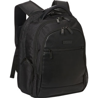 Kenneth Cole Reaction VadorNox Polyester Checkpoint Friendly 17-inch Laptop Backpack