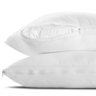The Grand Polyester and Cotton Zippered Pillow Protector (Set of 2)