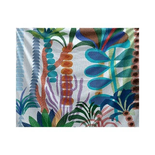 Tropical Jungle, Floral Print Tapestry
