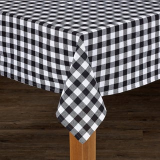 Buffalo Check Cotton Imported Tablecloth (More options available)