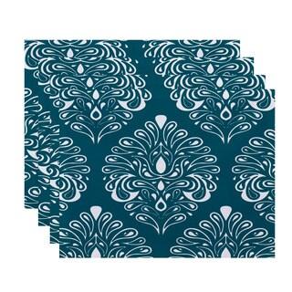 Veranda, Geometric Print Placemat