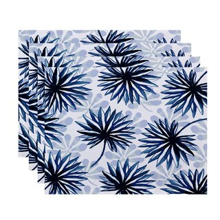 Spike and Stamp, Floral Print Placemat